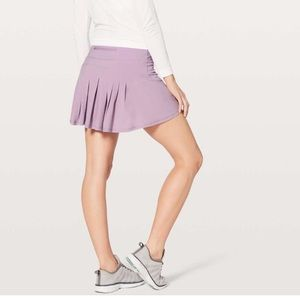 Lululemon Circuit Breaker Skirt II Lilac 6 Tall